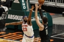 Rapid Recap: Knicks 102, Bucks 96