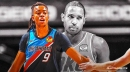 Al Horford who? Moses Brown makes Thunder history in starting role