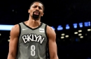 Does Spencer Dinwiddie think he can come back this season? 'I do,' he says Sunday!