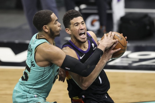 Recap: Hornets rally late but lose to Suns in overtime, 101-97