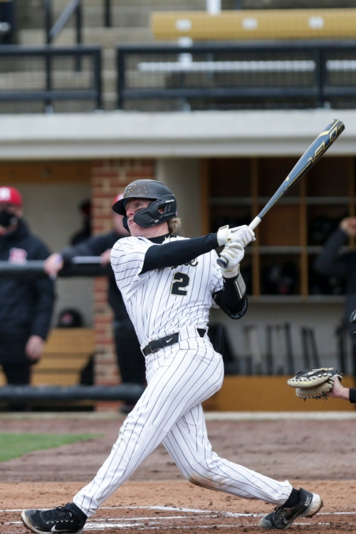 Roundup: Early deficit too much for Purdue baseball to overcome