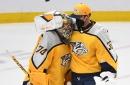 Juuse Saros named NHL's Third Star of the Week