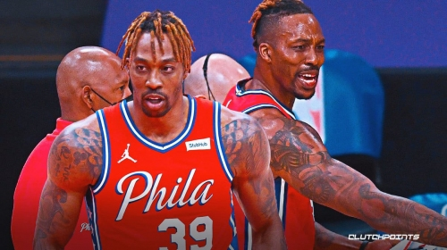 Sixers center Dwight Howard's solemn vow after getting ejected twice in a row