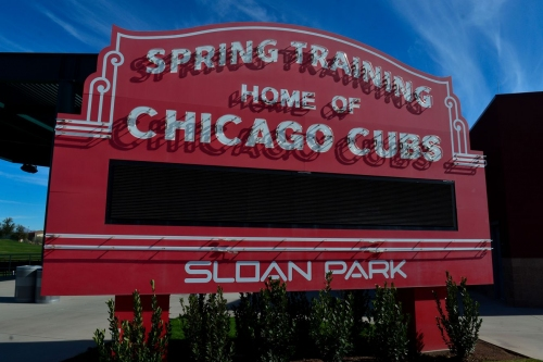 Spring Training Gameday Thread, #28: 3/29 vs. Cubs