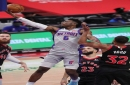Detroit Pistons' young core steps up in 118-104 home win over Toronto Raptors
