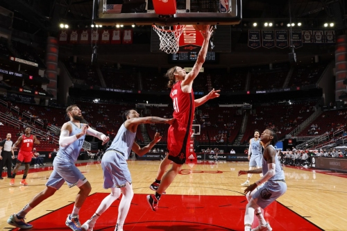 Kelly Olynyk unguardable tour continues, but Rockets fall to Grizzlies 120-110