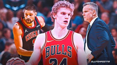 Bulls' Lauri Markkanen sounds off on losing starting spot after Nikola Vucevic trade