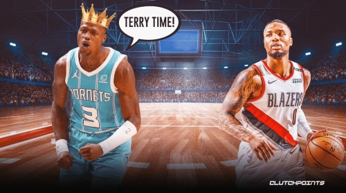 Blazers' Damian Lillard gets competition for 'Clutch King' title in Hornets' Terry Rozier