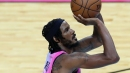 Heat move down in weight class, but Trevor Ariza insists he can size up