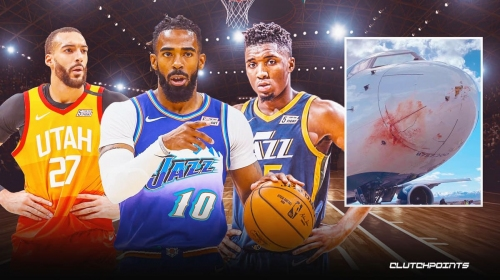 Mike Conley Jr. shares terrifying experience from Jazz flight mishap