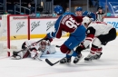 Avalanche repay Coyotes for shootout loss with dominant 9-3 decision