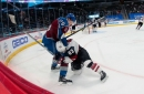 Opinion: Nathan MacKinnon's helmet throw can't happen