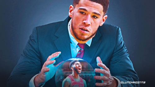 Devin Booker dishes on what future holds for Bulls rookie Patrick Williams