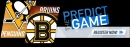 Play Predict The Game During Bruins-Penguins To Win Signed David Pastrnak Jersey