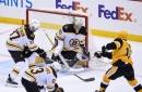 Bruins lines vs. Penguins: Vladar starts, rest of lineup remains unchanged