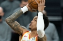 Collins set to miss time with lateral ankle sprain and bone bruise