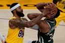 Depleted Lakers reeling as schedule gets tougher