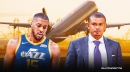 Jazz's Derrick Favors relives old scare when airplane 'dropped' mid-flight