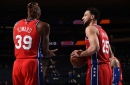 Dwight Howard and Ben Simmons are not a compatible duo...and Doc Rivers has finally acknowledged it