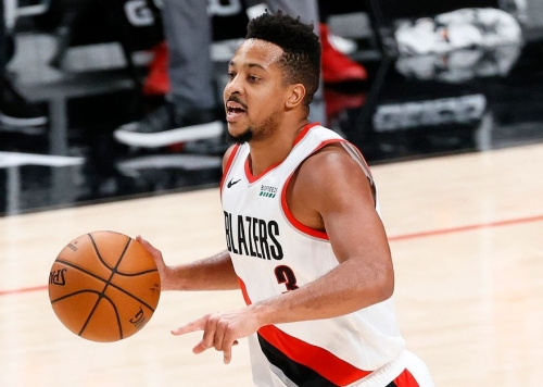 NBA Rumors: Sixers Could Acquire CJ McCollum & Robert CovingtonFor Package Centered On Tobias Harris In Proposed Blockbuster