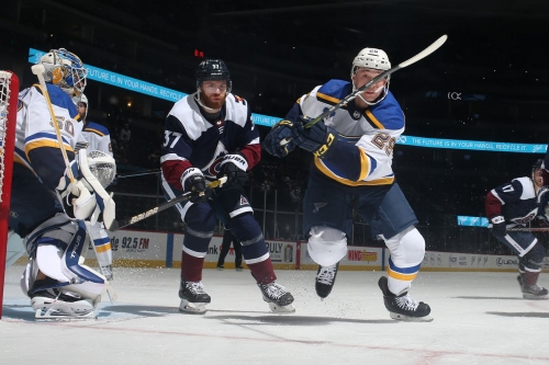 Blues at Avalanche Preview: Getting old, fast