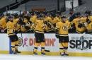 Recap: Goals galore! Bruins crank up the scoring in 7-5 win over Penguins
