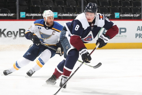 Blues at Avalanche GameDay Thread: Get back in it