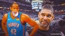 Thunder veteran Al Horford gets Tim Duncan-inspired trolling vs. Suns