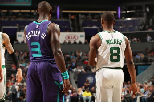 Preview: Terry Rozier and Kemba Walker square off in a Hornets-Celtics revenge game