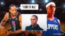 Rajon Rondo reveals biggest surprise being teammates with Kawhi Leonard