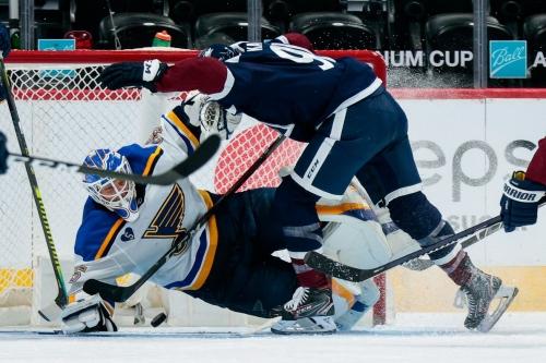 Blues Vs. Avalanche Recap: Makar You Kidding?