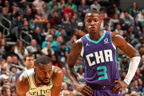 Charlotte Hornets at Boston Celtics game thread