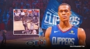 Clippers news: Rajon Rondo reminds Lakers what they let go with first points for Clips