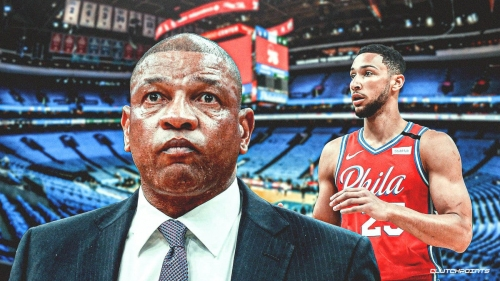 Sixers guard Ben Simmons' 7-point game gets interesting reaction from Doc Rivers