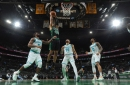 All around effort leads to blowout win: 10 Takeaways from Celtics-Hornets