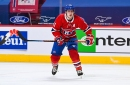 [Injury Report] Brendan Gallagher will not return after taking a shot to the hand