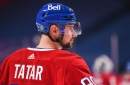 [Highlight] Tomas Tatar ties the game with a perfect shot