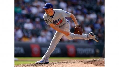 Dodgers' Corey Knebel has put 2020 behind him
