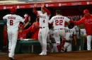 Angels come from beyond yet again for victory over Astros
