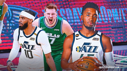 Jazz stars Donovan Mitchell, Mike Conley get real on streak-busting loss to Luka Doncic, Mavs