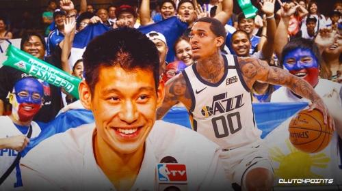 Jordan Clarkson, Filipino fans get major shoutout from Jeremy Lin, Utah star responds