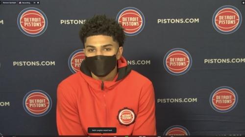 The premier skill Killian Hayes showed in Detroit Pistons' win vs. Oklahoma City Thunder