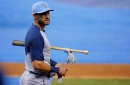Tampa Bay Rays place OF Kevin Kiermaier on Injured List, recall INF Kevin Padlo from taxi squad