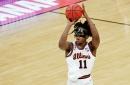 Ayo Dosunmu declares for 2021 NBA Draft