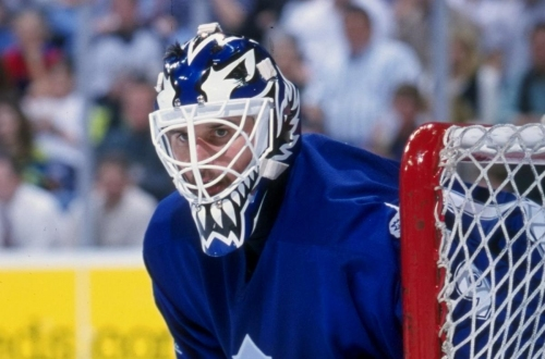 Felix Potvin remembers what it's like to win straight games and thinks Jack Campbell has it tougher