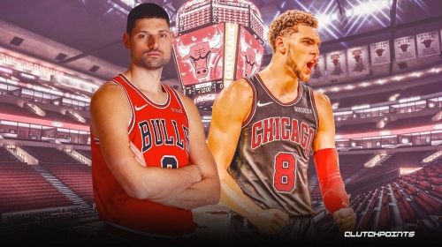 Bulls star Nikola Vucevic drops perfect assessment of Zach LaVine's game after win vs. Pacers