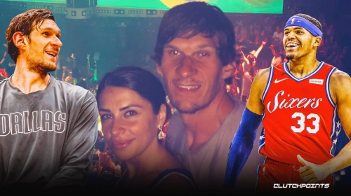 Boban Marjanovic makes bizarre comparison between his wife and Tobias Harris