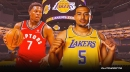 Why the Lakers are right not to trade Talen Horton-Tucker for Kyle Lowry