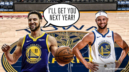 Stephen Curry eclipses Klay Thompson with new three-point record