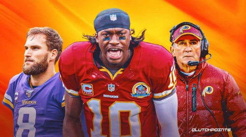 The story of Robert Griffin III and his demise with the Washington Football Team